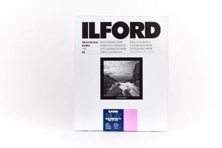 "Ilford foto papir Multigrade IV RC Deluxe 1M 12,7×17,8 cm (5×7""), 25 kosov"