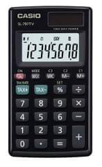 Casio kalkulator SL-797BK
