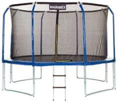 Marimex trampolina 366 cm z siatką zabezpieczającą i drabinką