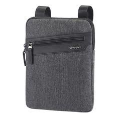 Samsonite naramna torbica za tablico Flat Hip-Style 2 Tablet, antracitna
