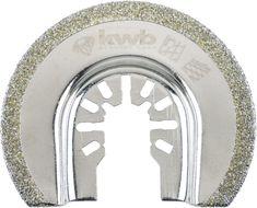 KWB diamantni krožni nastavek za pločice in fuge, 65 mm (709546)