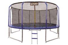 Marimex trampolina 457 cm z siatką zabezpieczającą i drabinką