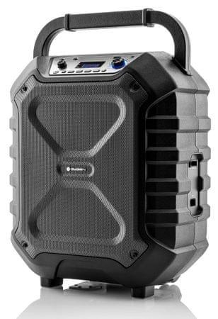 GoGEN przenośny głośnik Bluetooth BPS 898 czarny