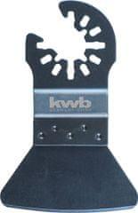 KWB nastavek za strganje lepila in silikona, 52 x 26 mm (709640)