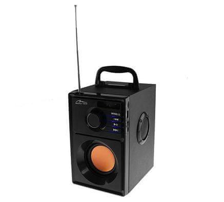 Bezdrôtový reproduktor MediaTech BOOMBOX BT USB port AUX mp3 microSD FM rádio