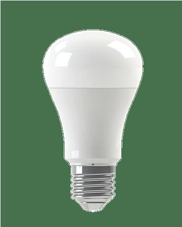 GE Lighting LED žiarovka GLS ECO, E27 5W, studená biela