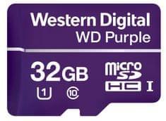 WD microSD kartica 32GB Purple