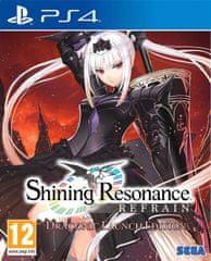 Sega igra Shining Resonance Refrain Draconic Launch Edition (PS4)