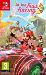 PQube igra All-Star Fruit Racing (Switch)