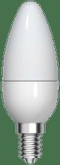 GE Lighting LED žárovka DECO START, E14, 3,5W, studená bílá