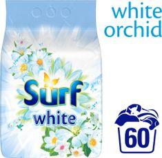 Surf White prášok Orchid & Jasmine 3,9 kg (60 praní)