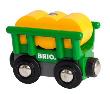 Brio World 33895 Wagon z sianem