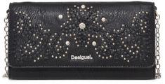 Desigual dámská černá peněženka Dixie Wallet Bag