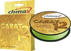 Climax Splétaná Šnůra Carat 12 Žlutá 135 m