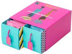 London Tea Company Fairtrade darčeková sada mix čiernych vreckových DUO pack 50 ks 2 príchute