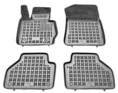 REZAW-PLAST Gumové koberce, súprava 4 ks (2x predné, 2x zadné), BMW X3 II (F25) od r. 2010, BMW X4 (F26) od r. 2014