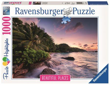 Ravensburger Prasli Szigetek - Seychelle 1000 db