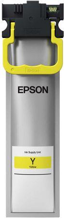 Epson tusz do drukarki laserowej WF-C5xxx - Ink Yellow L (C13T944440)