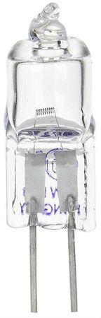 GE Lighting Halogenová žiarovka, 10W, G4 teplá biela