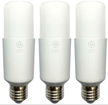 GE Lighting LED žárovka Bright Stik E27, 9W neutrální bílá