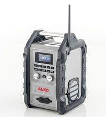 Alko Akkumulátoros töltő WR 2000 (akkumulátor nélkül)