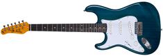 Jay Turser JT-300-LH-TBL-A-U Ľavoruká elektrická gitara