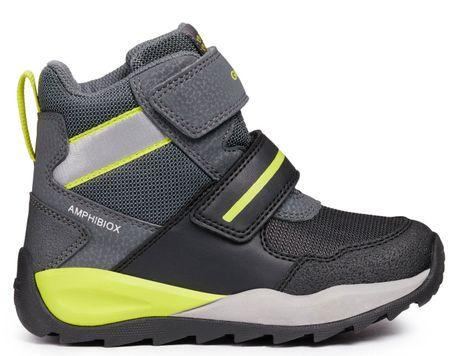 Geox chlapecké zimní boty Orizont 28 černá
