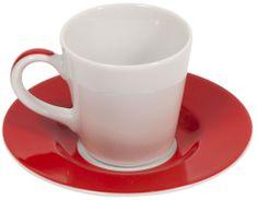 BIALETTI Sada hrnčekov espresso s tanierikom