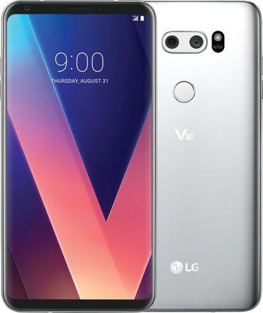 LG V30, 4GB/64GB, Cloud Silver
