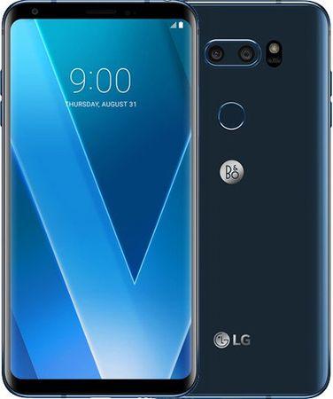 LG GSM telefon V30 H930, niebieski