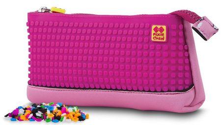 Pixie Crew višenamjenska pixel pernica Hello Kitty, ružičasta