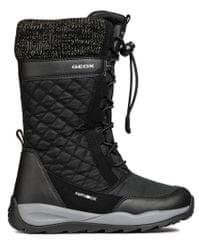 Geox dziewczęce buty zimowe Orizont