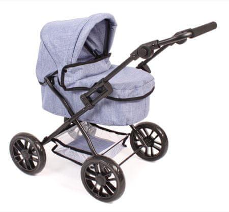 Bayer Chic wózek dla lalek Picobello, jasnoniebieski