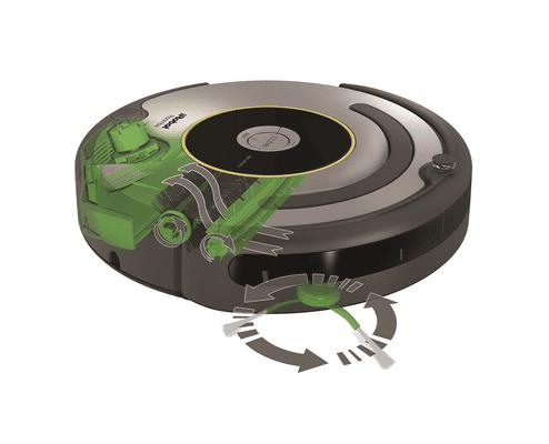 iRobot Roomba 606 Program SPOT