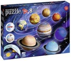 Ravensburger Planetárna sústava 522 dielikov