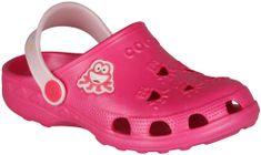 Coqui sandały dziewczęce Little Frogg
