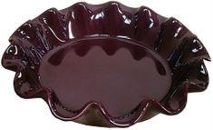 Emile Henry Keramická kulatá mísa na koláč, 26,5 cm