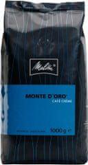"MELITTA kawa ziarnista Monte D´Oro Café Créme ""Fine&Elegant"" 1 kg"