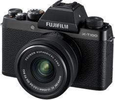 FujiFilm aparat cyfrowy X-T100 + XC 15-45 OIS PZ