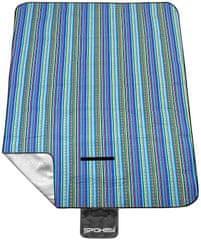 Spokey piknik odeja Picnic Floral 130x140