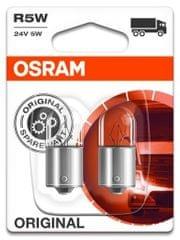 Osram Žiarovka typ R5W, 24V, 5W, Standard