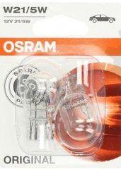 Osram Žárovka typ W21/5W, 12V, 21/5W, Standard