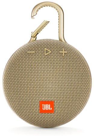 JBL Clip 3 barva peska