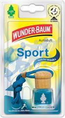 WUNDER-BAUM Tekutý osvěžovač vzduchu, Sport, 4,5 ml