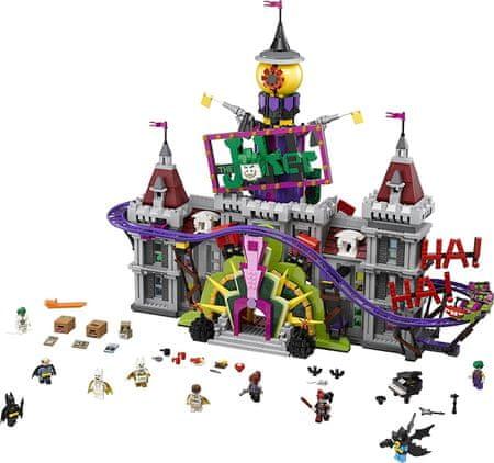 LEGO Batman Movie 70922 - Siedziba Jockera