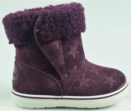 Primigi buty zimowe dziewczęce 21, fioletowy