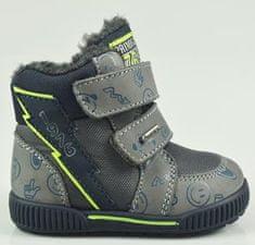 e1007c4982403 Primigi chlapčenská zimná obuv