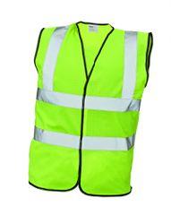Cerva Pracovná vesta Lynx Plus žltá M