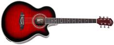 Oscar Schmidt OG10CEFTR-A-U Elektroakustická gitara