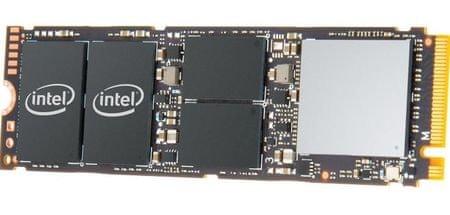 Intel SSD disk 760p Series 512 GB, M.2, PCIe NVMe